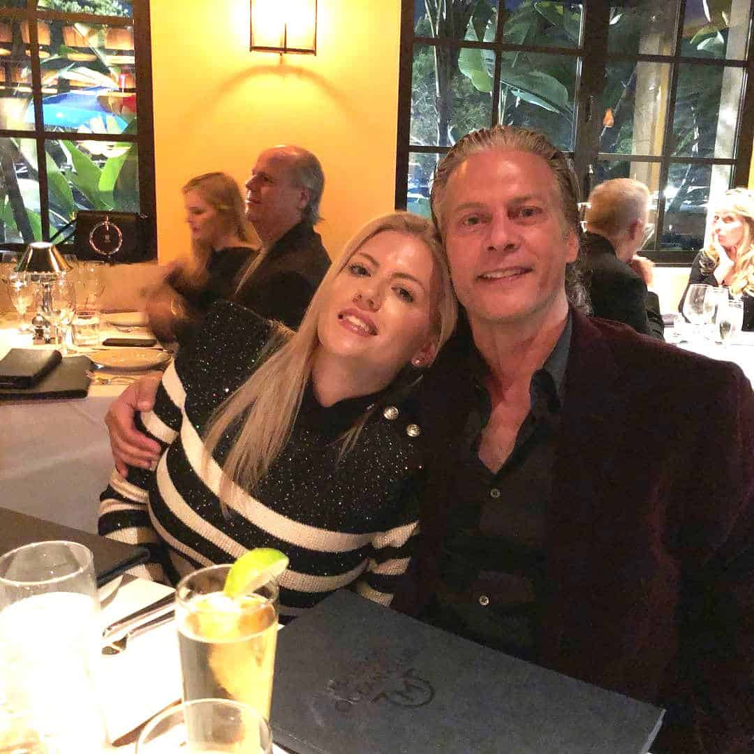 David Beador and Lesley Cook