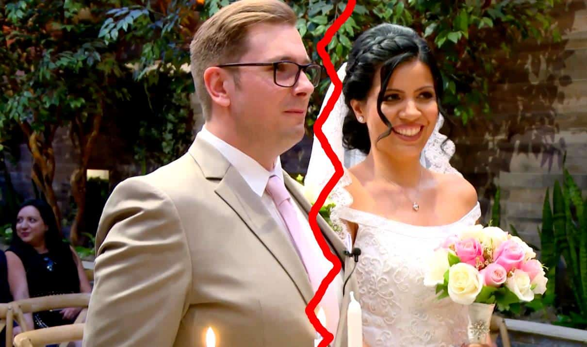 90 Day Fiance's Colt Johnson Files For Divorce from Larissa
