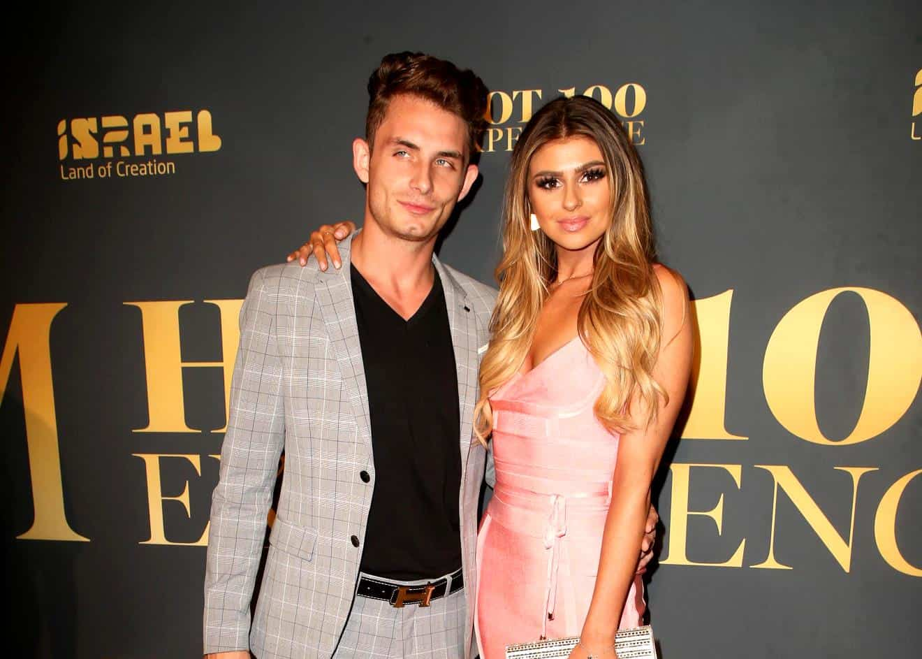 Vanderpump Rules Raquel Leviss Responds To Claims She's Dating James Kennedy For Fame