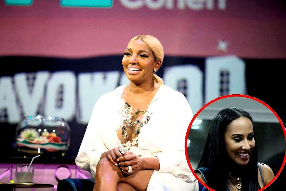 RHOA's Nene Leakes Reveals Why She Called Tanya Sam Ignorant