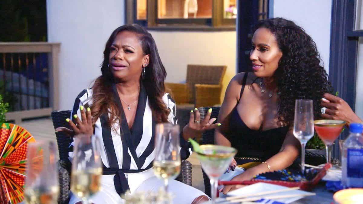Real Housewives of Atlanta Recap Wrong Road Kandi and Porsha Fight