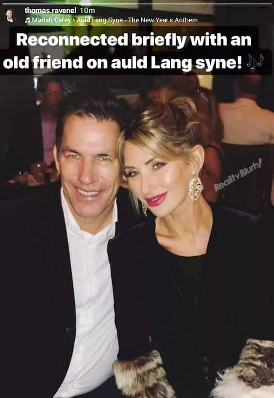 Southern Charm Thomas and Ashley Reunite for NYE Date