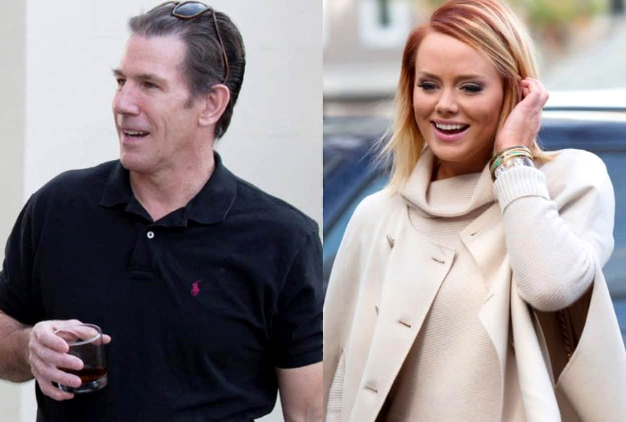 'Southern Charm' Thomas Ravenel's Former Nanny Says He Abused Kathryn Dennis, Accuses Kathryn of Drinking While Pregnant