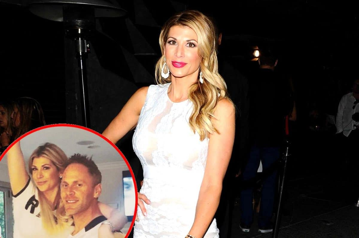 PHOTOS: Is Ex-RHOC Star Alexis Bellino Joining the Cast of Below Deck For Season 7 with New Boyfriend Andy Bohn?