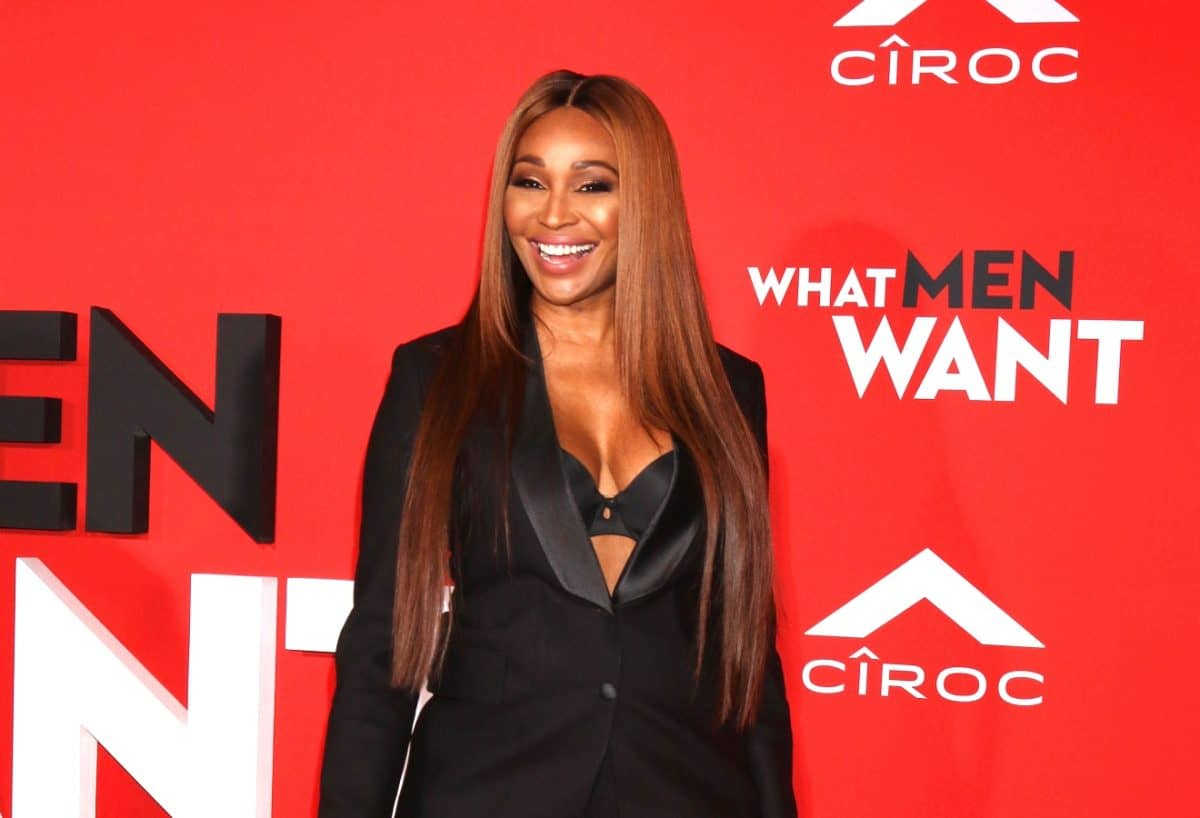 RHOA's Cynthia Bailey Shares Secret Procedure that Keeps her Young at 51
