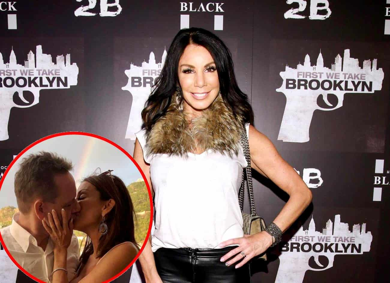 RHONJ Star Danielle Staub's Fiancé Oliver Maier Got 'Blackout Drunk' and Nearly Drowned