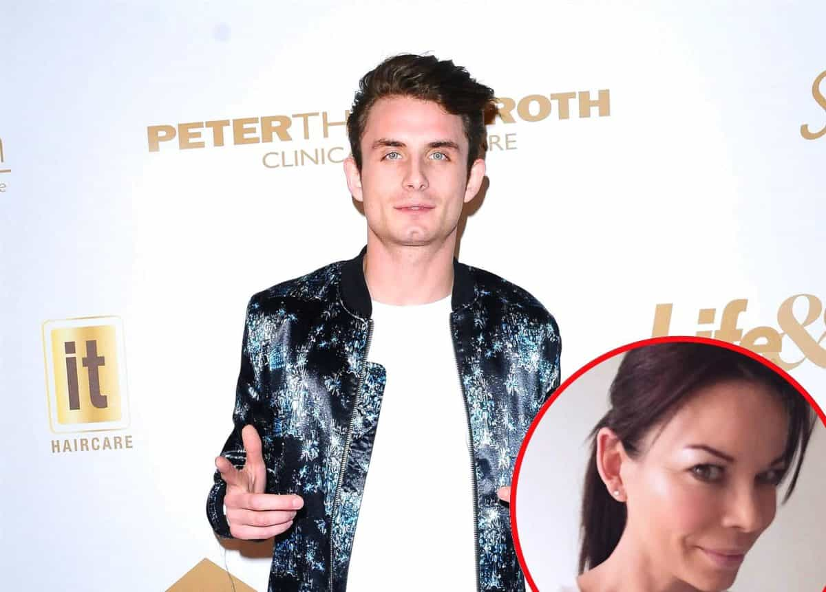 James Kennedy Speaks Out Following Rift With Mom On Vanderpump Rules