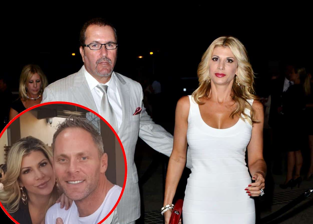 Alexis Bellino's Ex Jim Dismissed From $350,000 Lawsuit, She Fights Backlash Over New Boyfriend