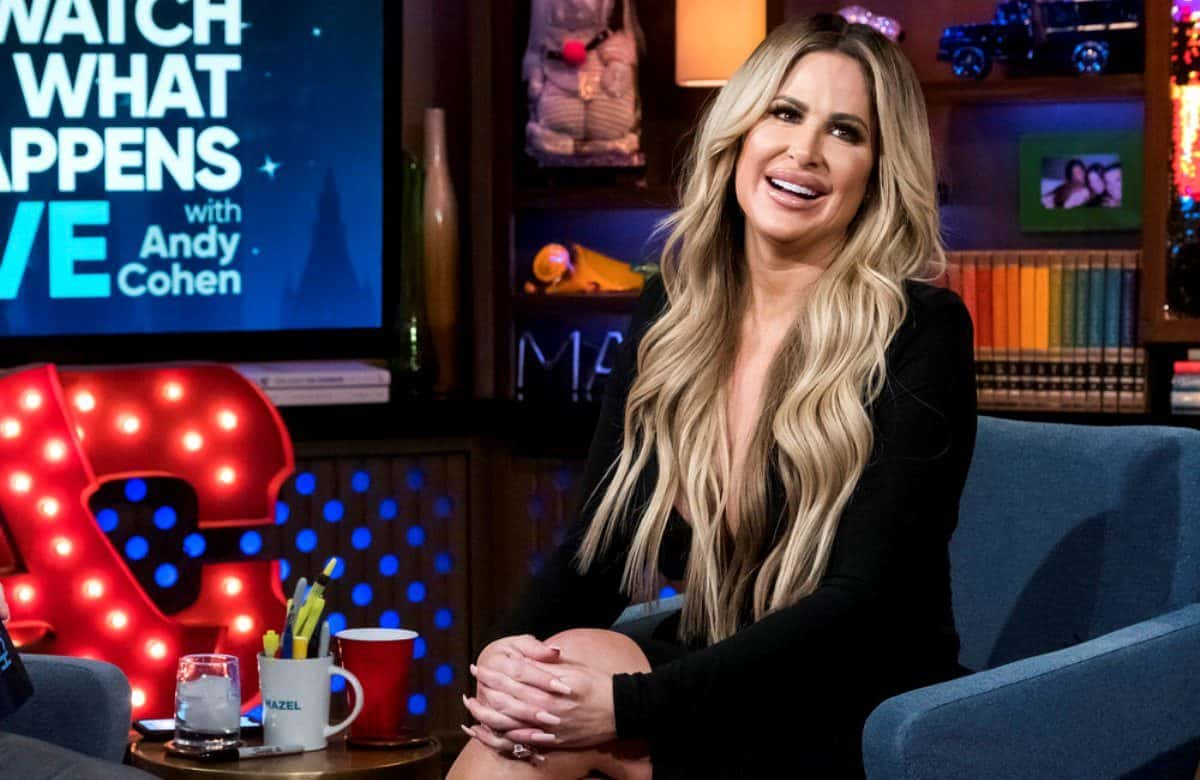 Don't Be Tardy's Kim Zolciak Faces $215,000 Lawsuit