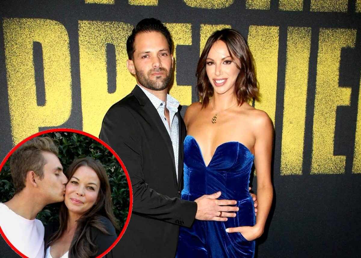 Vanderpump Rules' Kristen and Carter Relationship Status plus Kristen Slams James' Mom