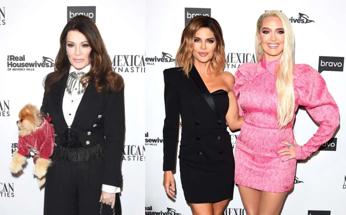 PHOTOS: Lisa Vanderpump Attends the RHOBH Season 9 Premiere Party With Her Co-Stars