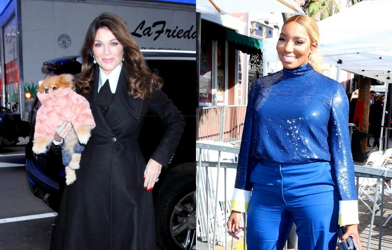 Lisa Vanderpump Responds to NeNe Leakes Claims that She Stole PUMP