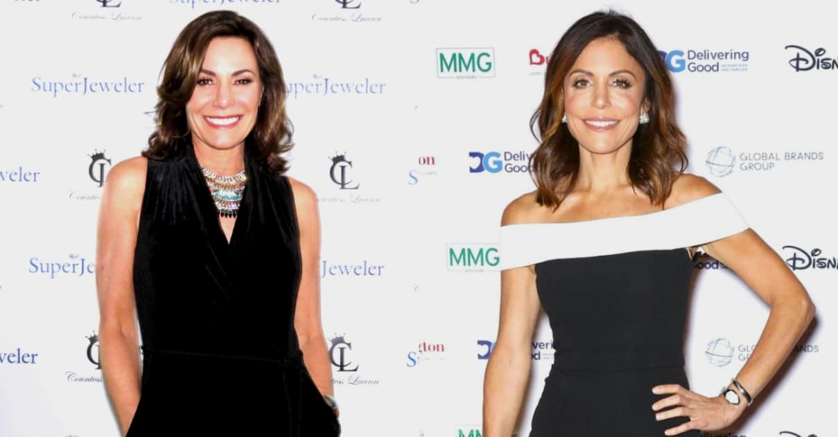 Is Luann De Lesseps Threatening To Quit RHONY Due To Fights With Bethenny Frankel?