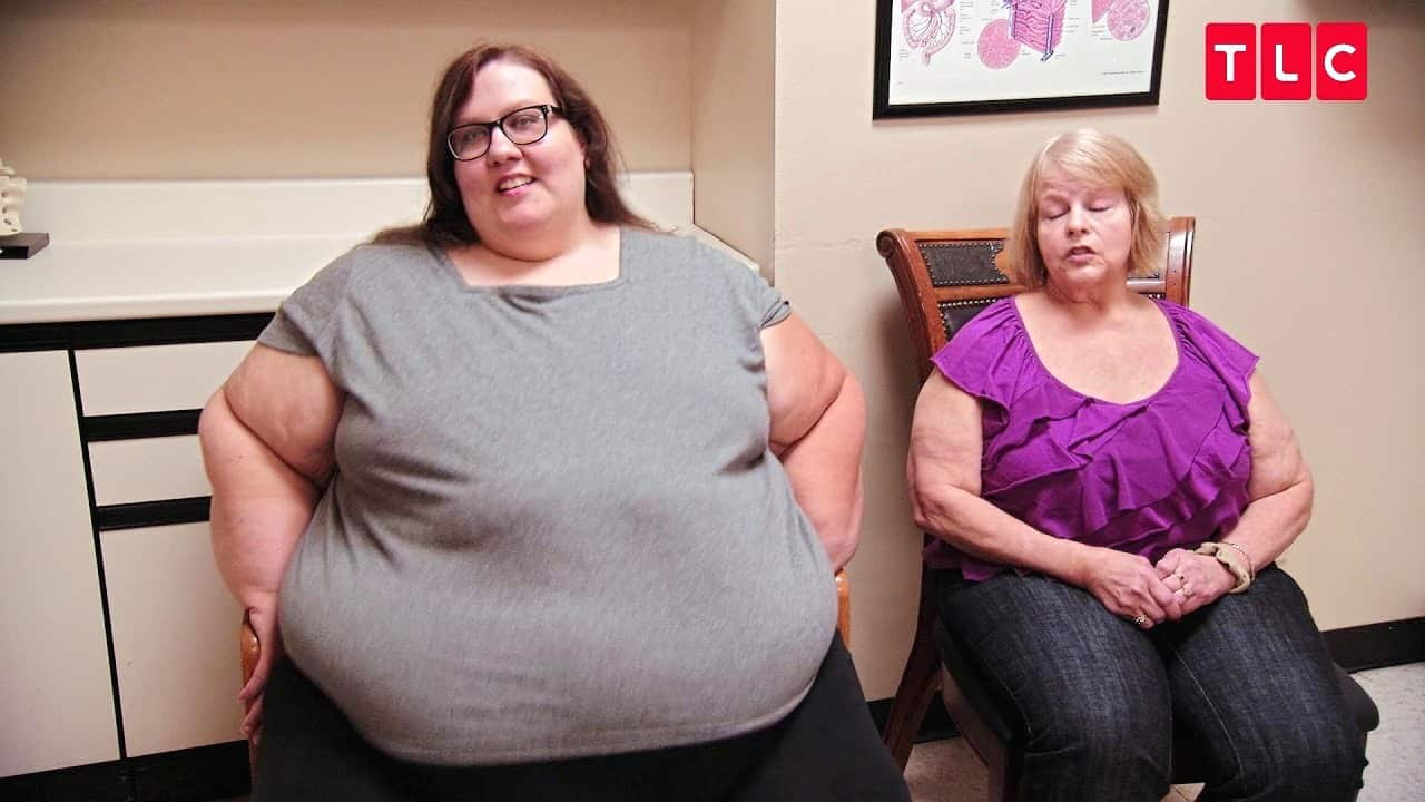 My 600 lb Life Lacey Hodder weight loss update news