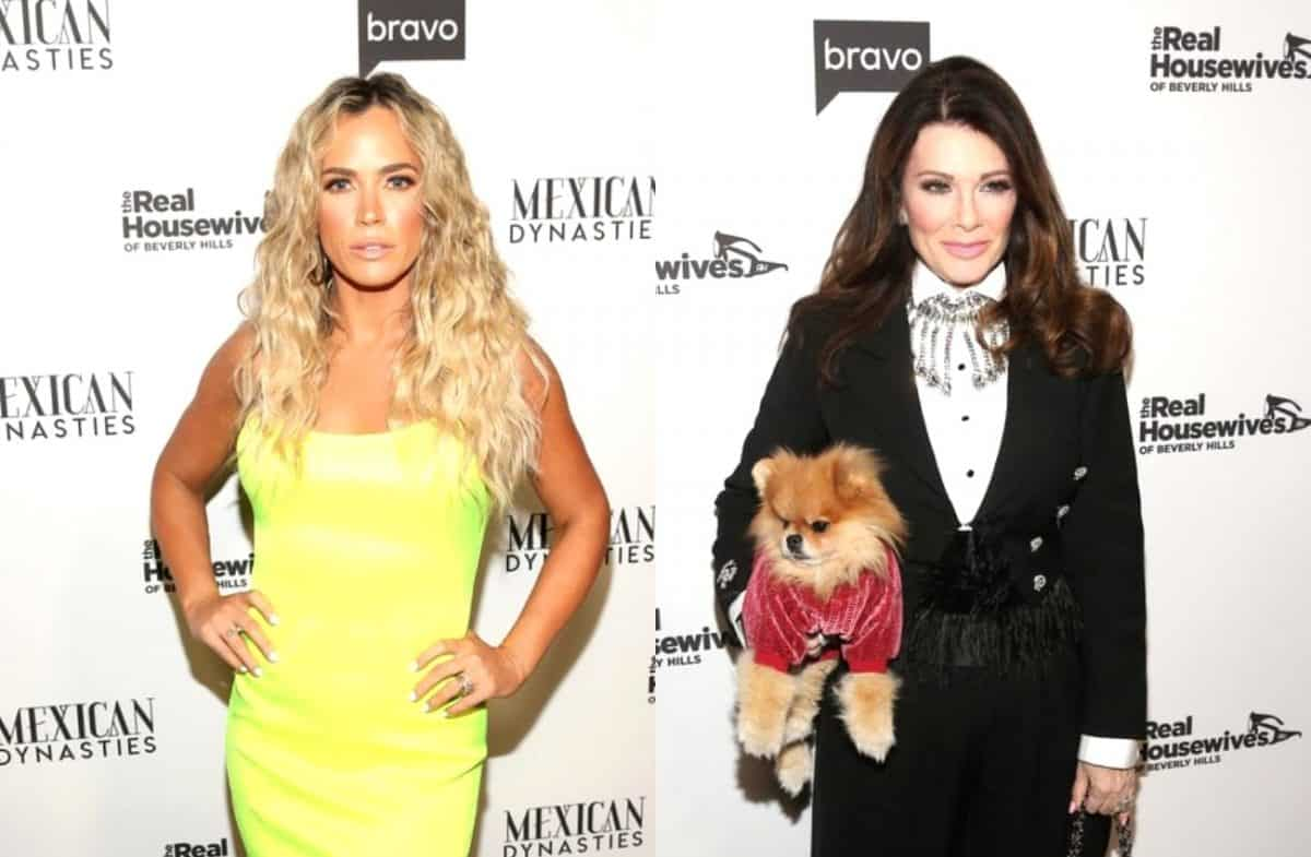 "RHOBH Star Teddi Mellencamp Slams Lisa Vanderpump as a ""Joker,"" Accuses Her of Putting on a ""Facade"" and Being Unable to ""Keep Story Straight"""