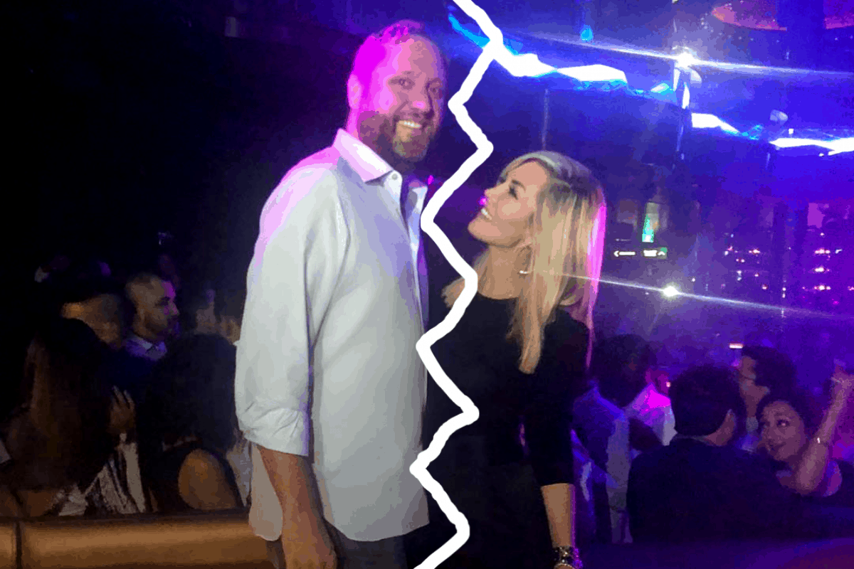 RHONY's Tinsley Mortimer Suffers Another 'Heartbreaking' Split from Scott Kluth