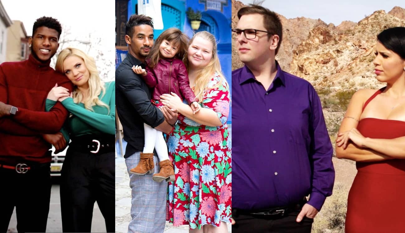 PHOTOS: Meet the Cast of 90 Day Fiance Happily Ever After Season 4! Find Out Which 6 Couples are Returning