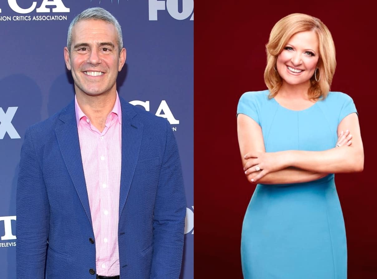 Andy Cohen Is 'Begging' Caroline Manzo To Return To RHONJ For Season 10, How Is Teresa Giudice Reacting?