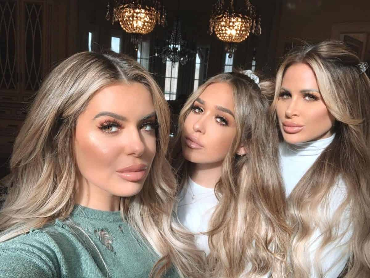 Don't Be Tardy's Brielle Biermann Angers Instagram Fans With Plastic Surgery Post As Kim Zolciak's Parenting Is Pulled Into Question