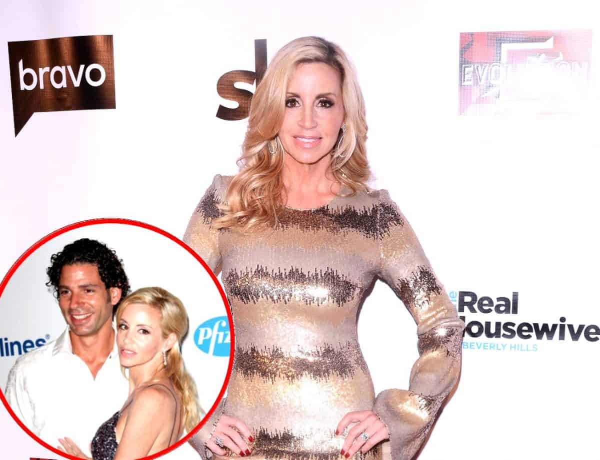 RHOBH's Camille Grammer Wants Her Upcoming Assault Trial Against Ex Dimitri Charalambopoulos Sealed
