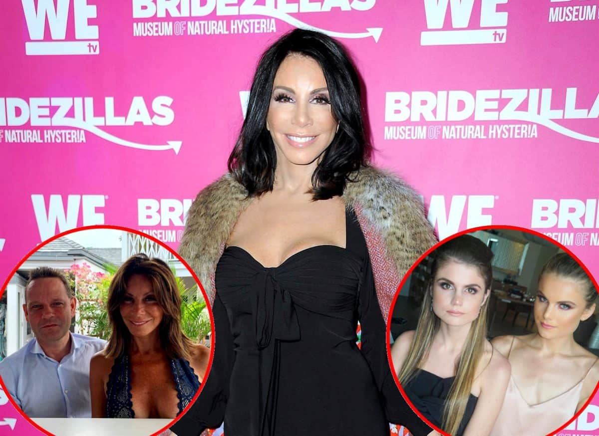 """RHONJ Star Danielle Staub's Monday Wedding Is Cancelled Due to Daughters """"Pushing Back"""""""