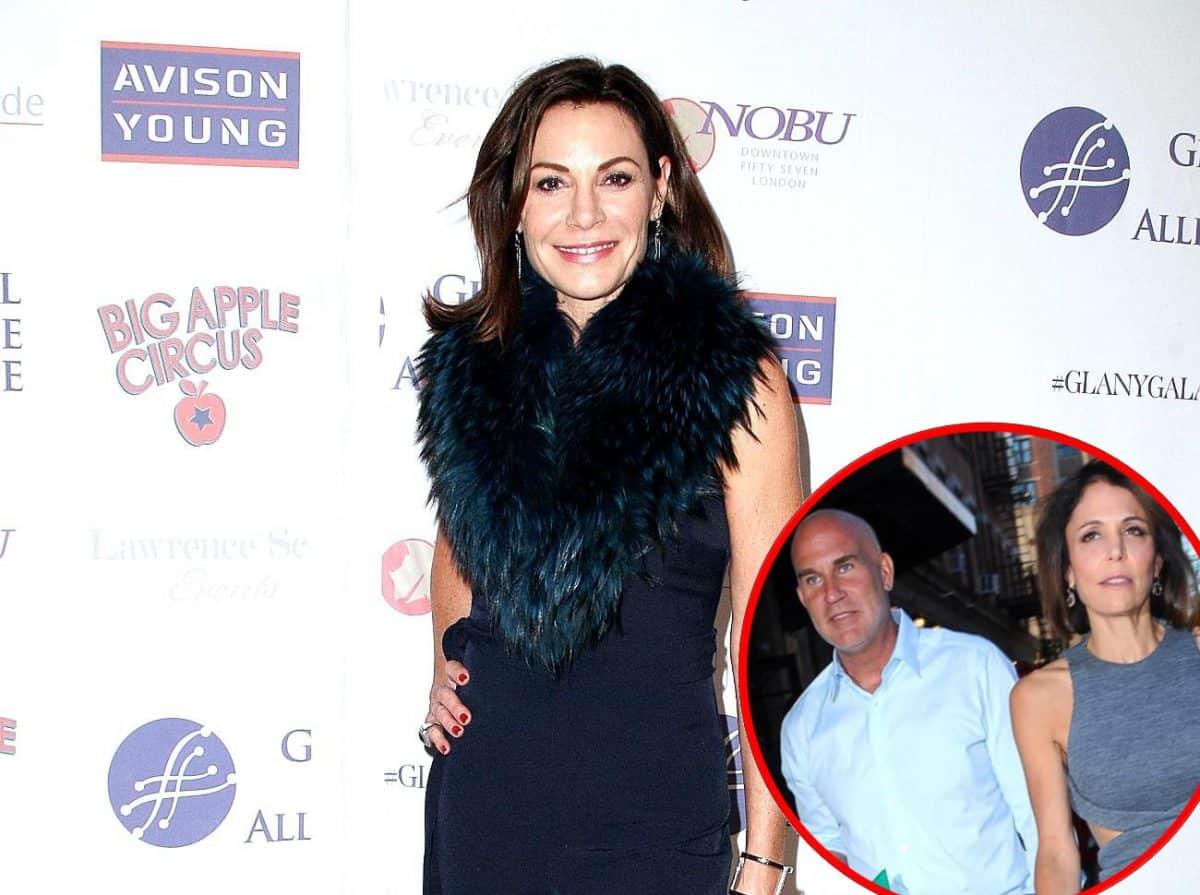 RHONY's Luann de Lesseps Explains Why She Asked Bethenny's Ex Dennis Shields for $6 Million