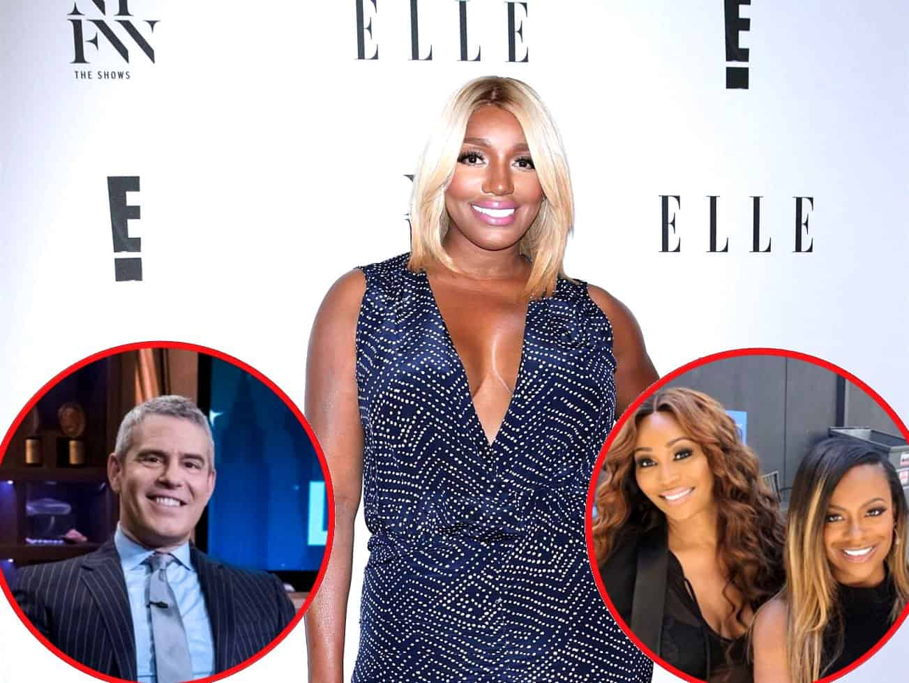 Nene Leakes Slams Andy Cohen and RHOA Cast on Twitter