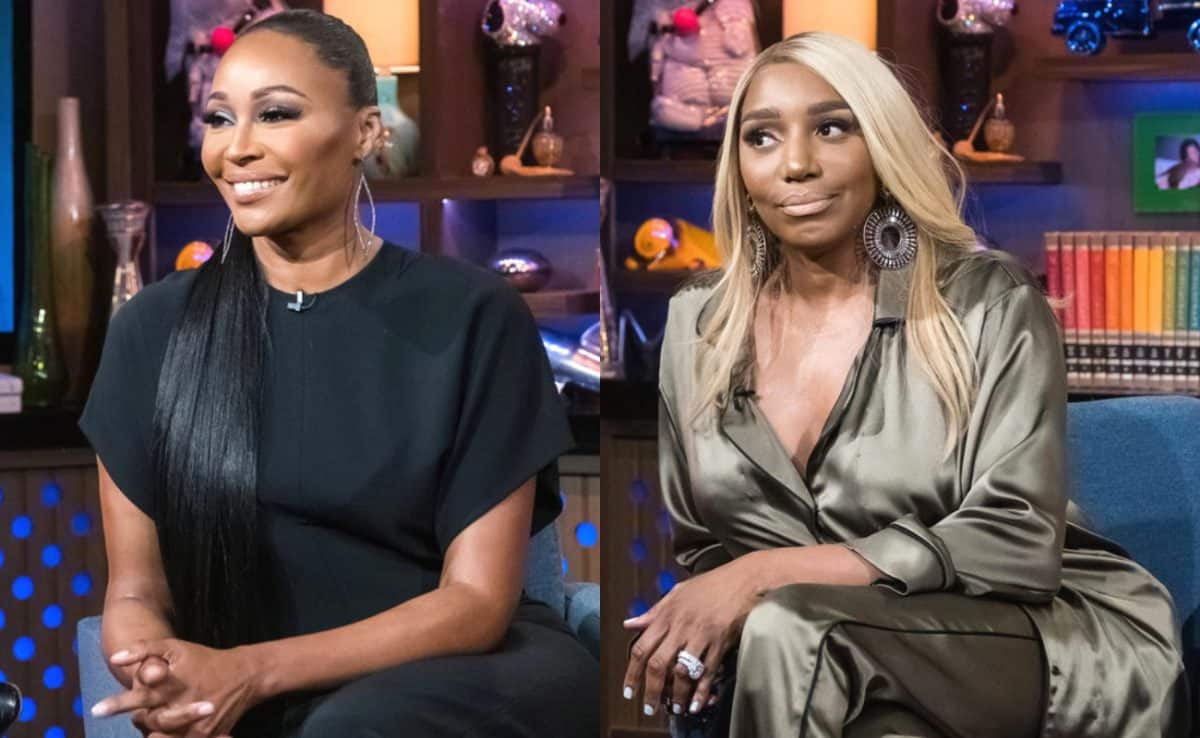RHOA's Cynthia Bailey Responds After Being Labeled 'Sneaky And Underhanded' By NeNe Leakes, Why Was She Happy About NeNe's Instagram Rant?