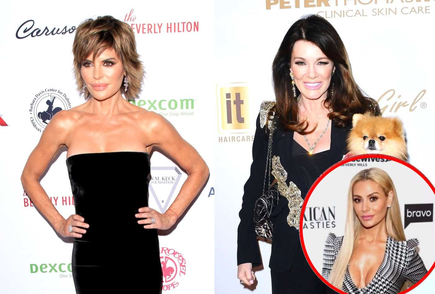 Is RHOBH's Lisa Rinna Jealous Of Lisa Vanderpump And Her New Show? Plus Find Out If Dorit Kemsley Is Open To Reconciling With Vanderpump