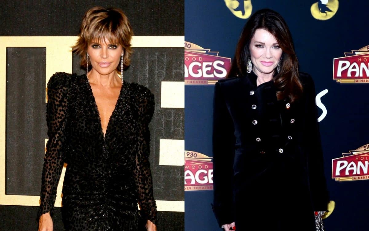 RHOBH's Lisa Rinna Threatens Lisa Vanderpump with Legal Action Over Her New Spinoff Show