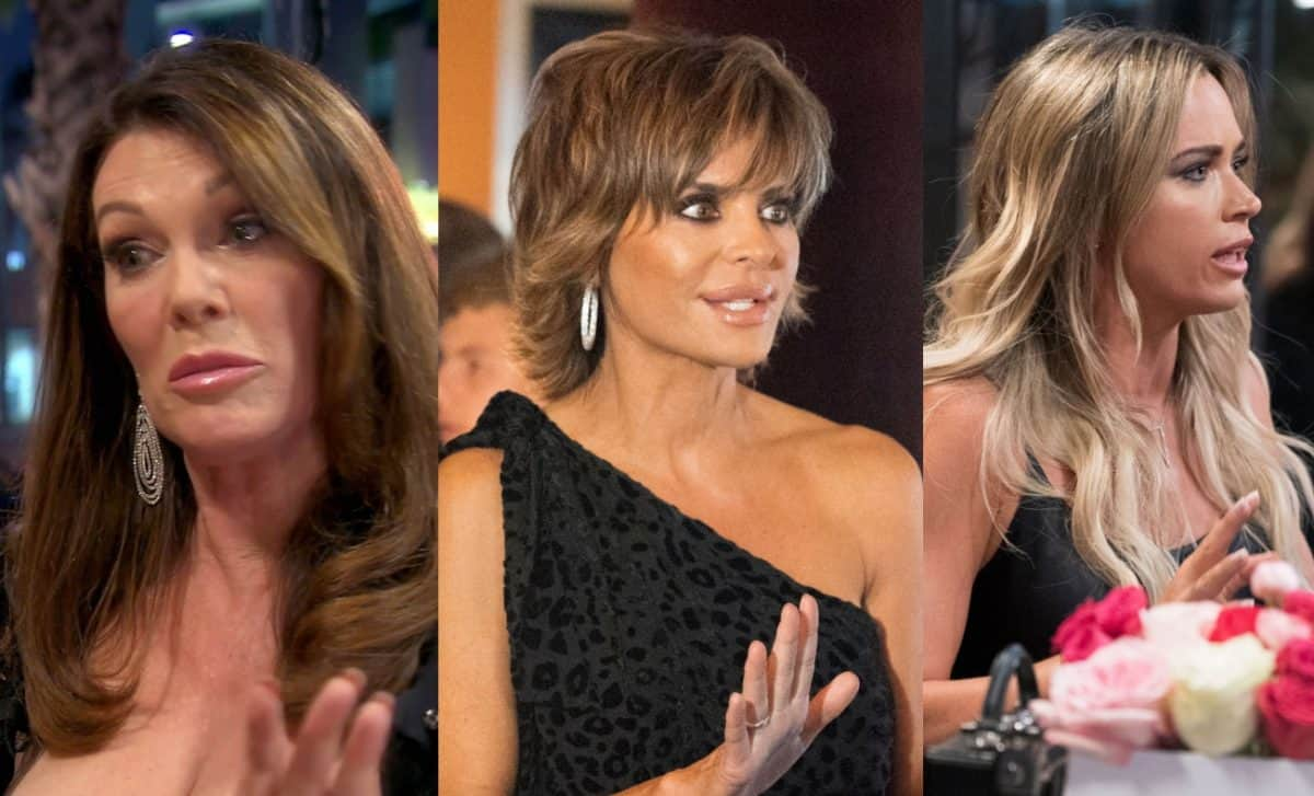 The Real Housewives of Beverly Hills Recap: Will the True Puppet Master Please Stand Up?