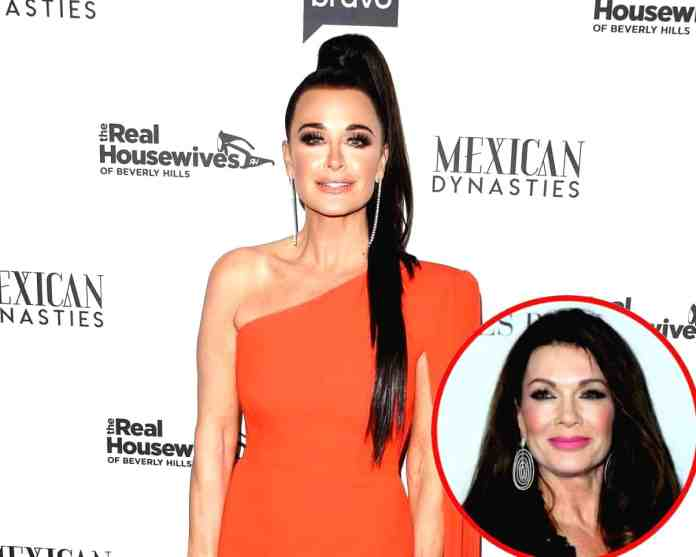 """breaking daily hot news - RHOBH's Kyle Richards Blames Twitter For Being Unable to Reconcile With Lisa Vanderpump, Calls Lie Detector Test """"Extreme"""""""