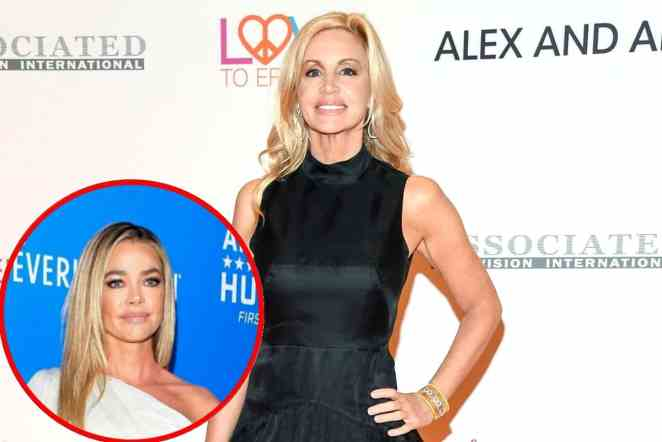 How is Camille Grammer Reacting to Denise Richards' Slamming Her as 'Inappropriate?' Plus She Explains Why She Was Defensive at the Reunion