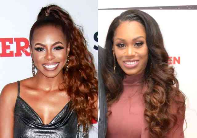 """Candiace Dillard Calls Monique Samuels' Altercation """"Very Traumatic"""" as Monique Says She Has """"No Desire"""" to Speak to Her RHOP Co-Star After Fight, Plus She Talks Ashley's Marriage Drama and Live Viewing Thread"""