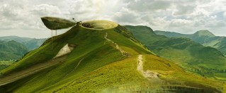 "BEST REDEFINED CATBELLS NORTHERN ASCENT: ""FLIP ONE'S LID"" BY ROBERT SALMON"