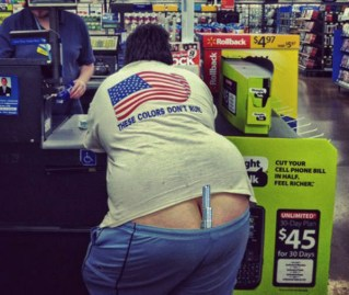 "Honorable Mention: ""We, The People of Walmart, Got Your Back, Donny"" by"
