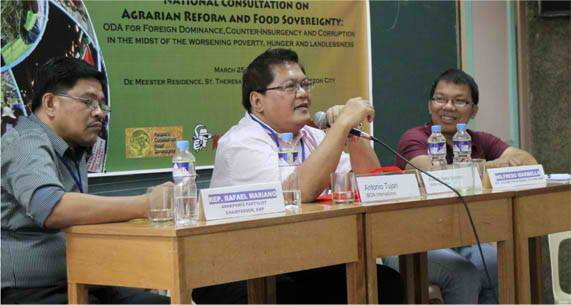 Philippine CSOs' National Consultation on ODA, Agrarian Reform and Food Sovereignty