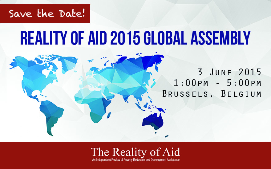 Reality of Aid 2015 Global Assembly
