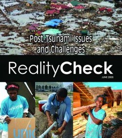 Post-Tsunami Issues and Challenges