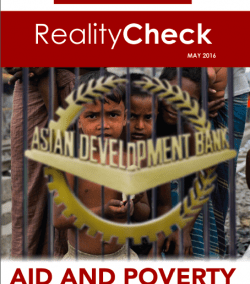 Aid and Poverty: Probing ADB Programs for Asia's Poor