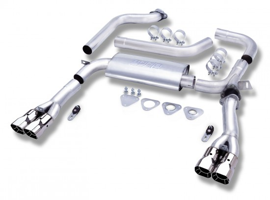 Car Exhaust 550x408 10 Ways to Speed Up Your Car