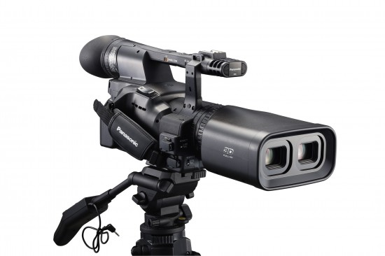 Panasonic 3D Camcorder AG 3DA1 550x366 www.science-me.co.cc
