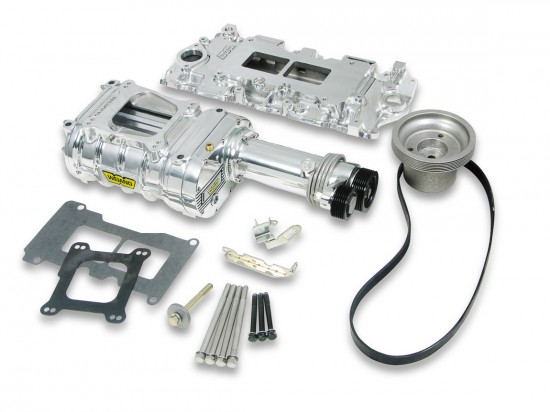 Supercharger 550x412 10 Ways to Speed Up Your Car