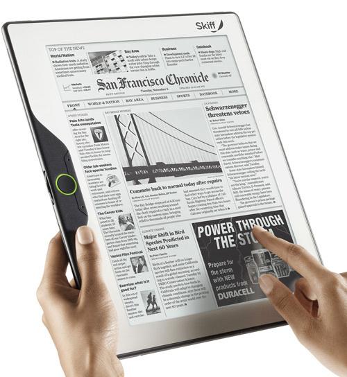 skiff Top 10 gadgets 2010