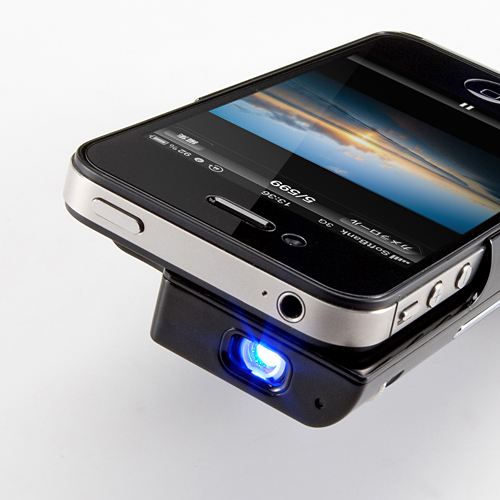400 prj011 ft1x Mini Projector For Your iPhone 4/4s