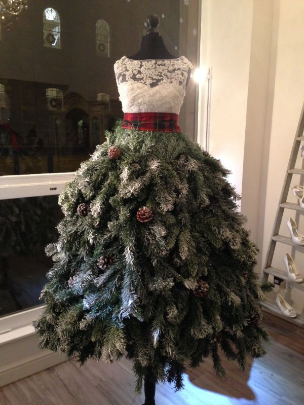 Diy Ideas Make Christmas Tree Unique Year