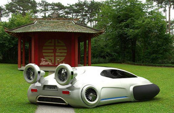 5a7b3b5e517d9613049fda768ab49b9e Volkswagen Aqua Hovercraft Concept Unveiled