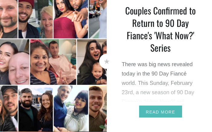 Couples Confirmed to Return to 90 Day Fiancé's 'What Now?' Series