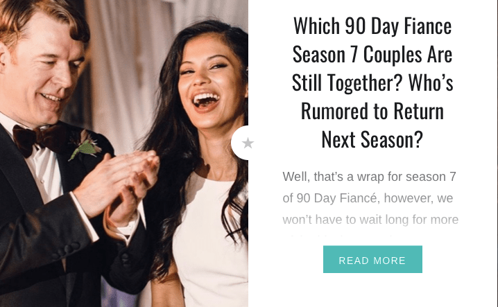 Which 90 Day Fiancé season 7 couples are still together?