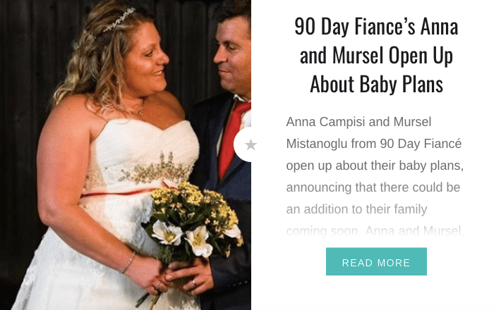 90 Day Fiancé Anna and Mursel